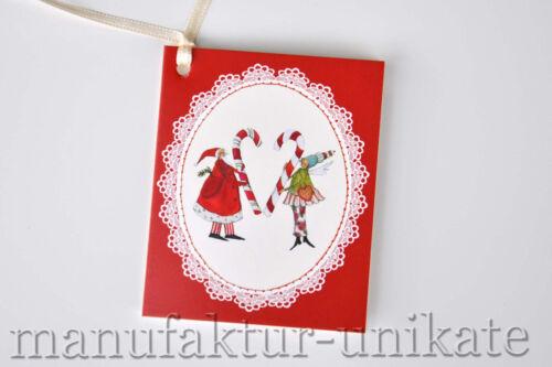 Cadeau Pendentif Mini Card Carte Cadeau-Noël-Advent-De nombreux motifs