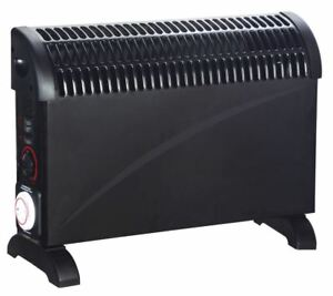 Electric Convector Heater with Turbo