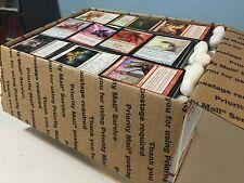 Magic The Gathering Bulk Lot 4000+ Commons/Uncommons & 200+ Lands NM/LP
