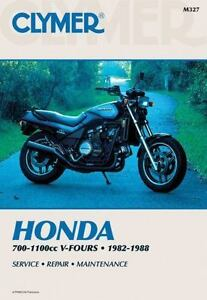 1982 1987 1988 honda 700 vf750 vf1100 v45 v65 magna repair manual rh ebay com V45 Magna 1982 V45 Magna