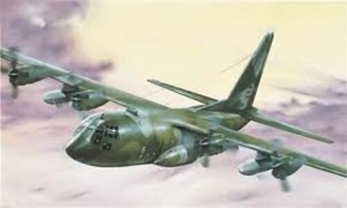 HERCULES C 130 KIT 1:72 Italeri IT0015