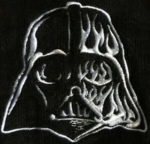 Star-Wars-Darth-Vader-Mens-Adult-Official-Black-Embroidered-Dressing-Gown-New
