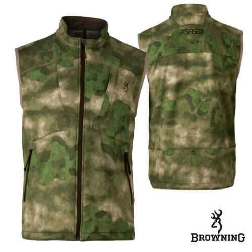 Browning Hell/'s Canyon Speed Backcountry Vest M ATACS FG