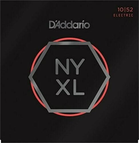 D/'Addario NYXL1052 Nickel Wound Electric Guitar Strings Light Top Heavy Bottom