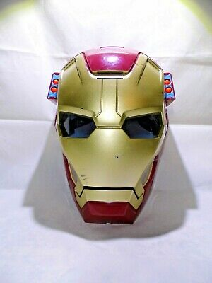 Hasbro Marvel Iron Man 3 Arc FX Mission Mask & Age of ...