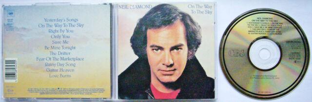 Neil Diamond – On the Way to the Sky, CDCBS 85343, Japan