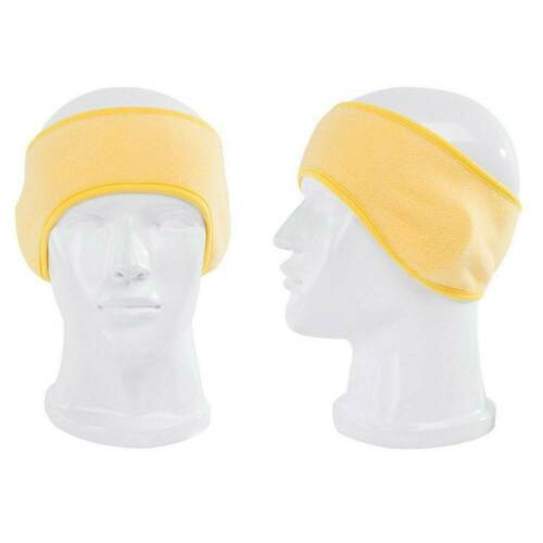 Winter Unisex Ear Warmers Cover Headband Sports Headwrap Fleece Ear muffs Soft