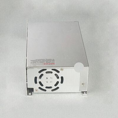 DC60V 6.7A Power Supply 400W Input AC110-230V Converter Switch