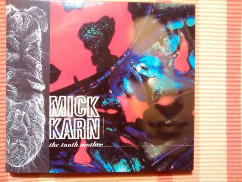 1 von 1 - MICK KARN - THE TOOTH MOTHER Digipak CD neuw. + Steven Wilson