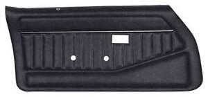 1978-81-Camaro-Firebird-Black-Standard-Pre-Assembled-Door-Panels-Pair-Set