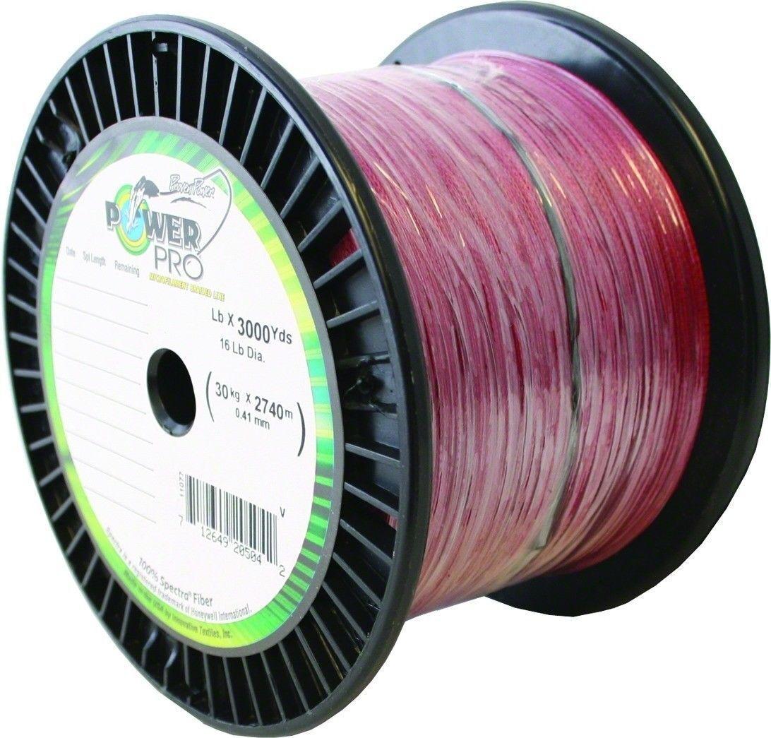 Power Pro 21101003000V Spectra Braided Fishing Line 100lb 3000  Yd  floor price