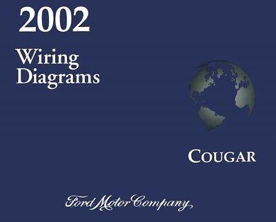 2002 mercury cougar wiring diagrams schematics 602693846998 2002 Mazda Millenia Wiring Diagram