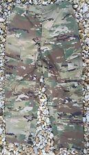 US Army OCP ACU Scorpion W2 Combat Uniform Tarnhose pants Hose Large Regular