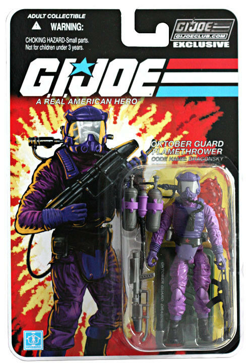 GI Joe Club Figure Subscription Service (FSS) 2.0 Dragonsky  Sealed