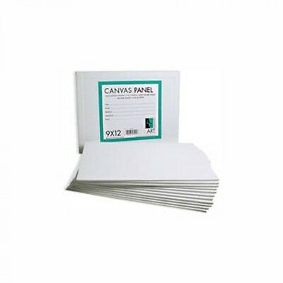 Art Alternatives Canvas Panel (8 X 10) PACK OF 12, New, Free Shipping
