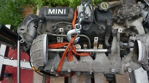 AS IS Engine Motor 1.6L Supercharged fit MINI Cooper 2002-2006 S