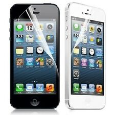 3 x Clear Front Screen Protector LCD Film Guard For IPHONE 5 5C SE 5S