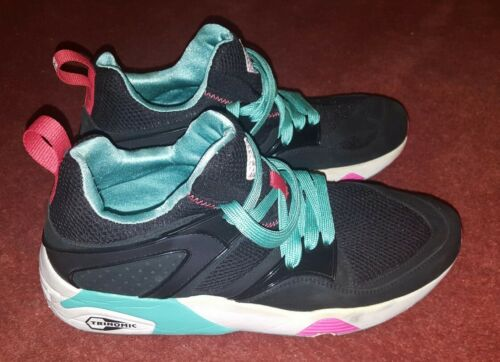 Freaker Allenatori Shark Of Puma Uk8 Attack Glory Blaze Trinomic Us9 Sneaker A8Bx5Iwxq