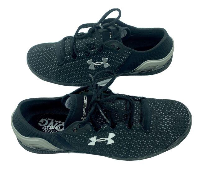 Speedform Intake 2 Running Shoe Silver