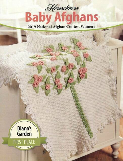 Herrschners 2019 Baby Afghans Contest Winners Darling Designs