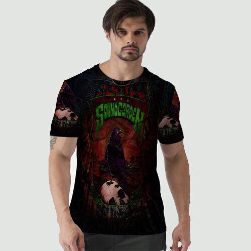 Sound Garden Bones Of Birds CHRIS CORNELL BAND MEMORIES Tee Tshirt Men/'s T-Shirt