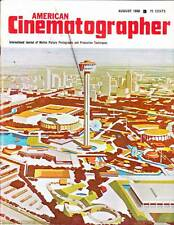 AMERICAN CINEMATOGRAPHER August 1968 - WIDE WORLD OF FORD, The People of Texas