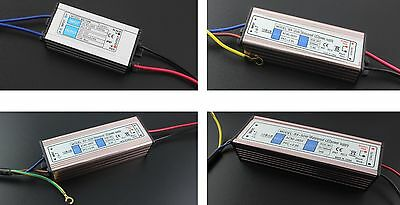New 10W 20W 30W 50W AC 90 High Power LED Light Waterproof Driver Power Supply