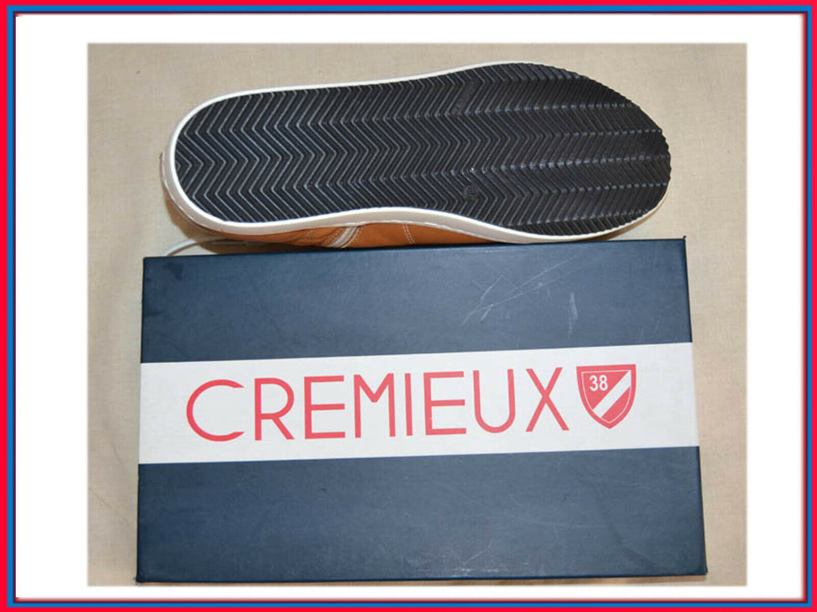 CREMIEUX CREMIEUX CREMIEUX Made In  botas Homme 45 EU 11 UK 12 US  CX01 T3P 53d8f1