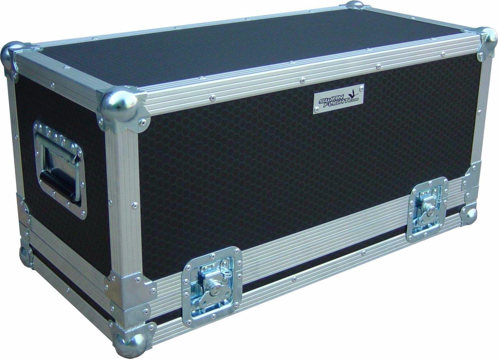 Laney GH100Ti Amplifier Head Swan Flight Case (Hex) Use In Base Design