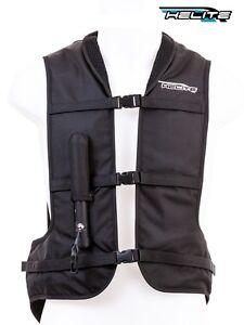 HELITE veste airbag cable gilet recharge sangle attache securité NEUF