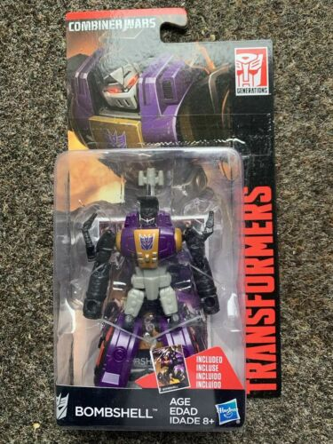 Transformers Combiners Bombshell Brand New