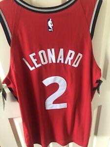 Rare Nike NBA Kawhi Leonard Authentic