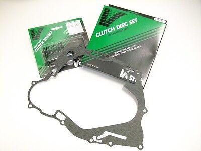 Clutch disc set KR Kupplung Satz YAMAHA DT 100 DT 80 LC II 80-97 NEU ..