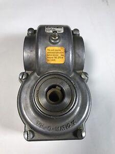 Tolomatic 003290200 Float-A-Shaft Gear Box Tol-O-Matic NEW