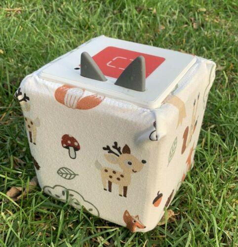 Bezug Hülle Für Die ToniBox hülle Wildtiere Weis Mädchen