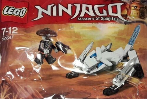 LEGO 30547 NINJAGO Dragon Hunter New in Sealed Polybag 2018