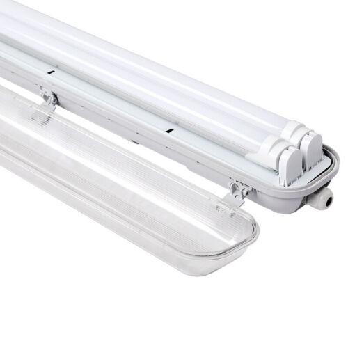LED Feuchtraumleuchte Keller  LED Röhre Wannenleuchte   60 150 cm 120