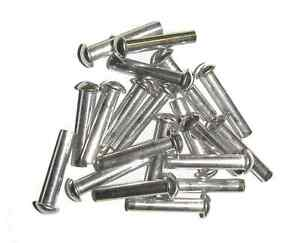Alu-NIETEN-3-4-amp-6-mm-Halbrundkopf-Aluniet-Aluminium-Rundkopfnieten-Vollnieten