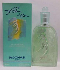 Fleur D Eau By Rochas Perfume 3 4 Oz 100 Ml Edt Eau De Toilette
