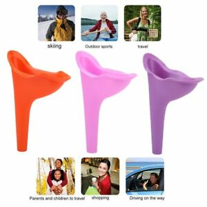 Portable-Camping-Female-Her-She-Urinal-Funnel-Ladies-Woman-Urine-Wee-Travel
