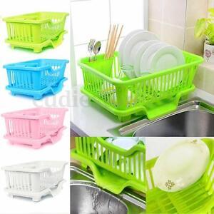 Kitchen Sink Dish Drying Racks 4 color kitchen sink dish drainer drying rack wash holder basket image is loading 4 color kitchen sink dish drainer drying rack workwithnaturefo
