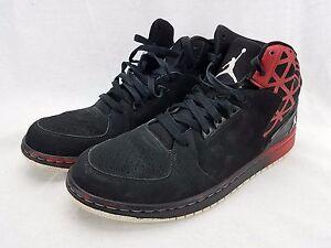 7d5627af657a Nike Air Jordan 1 Flight 3 Men s Size 10.5 Black Red Pre-Owned ...