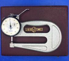 Beautiful Scherr Tumico Sheet Metal Dial Thickness Gauge 001x 1machinist