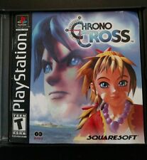 Chrono Cross (Sony PlayStation 1, 2000)