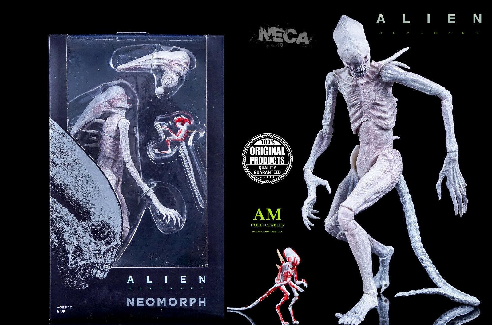Neca Alien Covenant  The Neomorph  Personaggio  Nuovo  Conf. Orig.