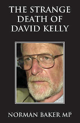 The Strange Death of David Kelly, Baker, Norman, Used; Very Good Book