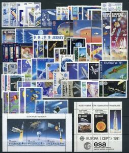 Cept-Jahrgang-1991-postfrisch-MNH-CE6035