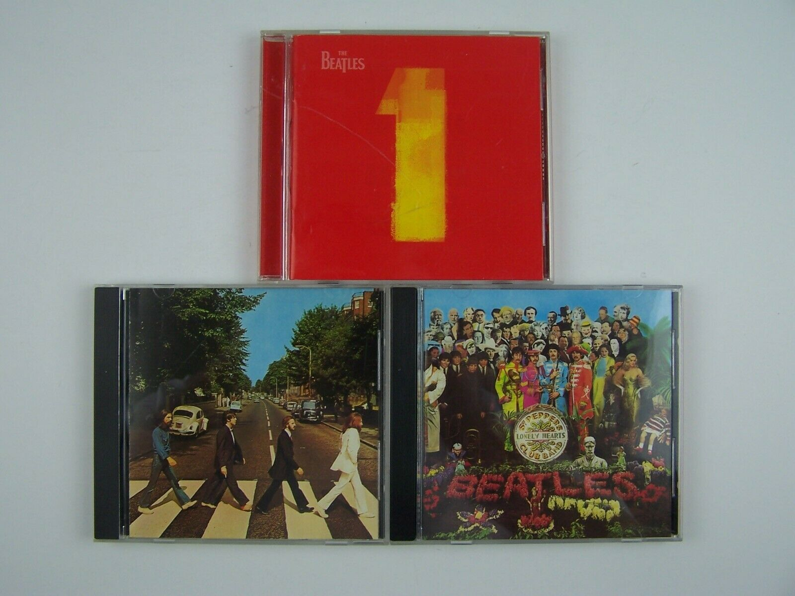 The Beatles 3xCD Lot #6