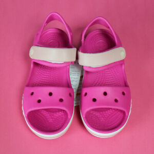 CROCKIDS-BAYABAND-SANDALS-CANDY-PINK