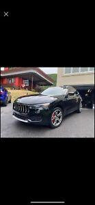 2017 Maserati Levante -